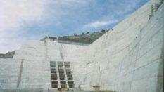D. S. İ. Özlüce barajı ve hes. Tes. İnşaatı