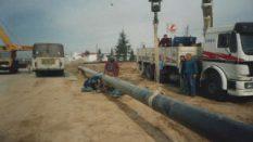 Botaş-Eskişehir şehir içi doğalgaz dağıtım hattı projesi