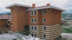Kızılcahamam termal tatil köyü inşaatı