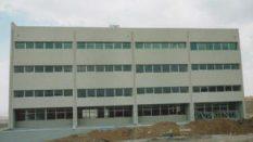 Atılım Üniversitesi Mühendislik Fakültesi (A1 Blok) İnşaatı