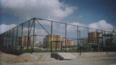 Eryaman Güzelkent Sakarya Caddesi Kenarı Park İnşaatı